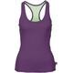 Edelrid Signature Mouwloos Shirt Dames violet